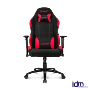AKRacing Silla Gaming Core Series EX-Wide Negro/Ro