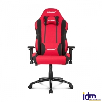 AKRacing Silla Gaming Core Series EX-Wide Rojo/Neg