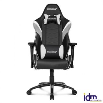 AKRacing Silla Gaming Core Series LX Blanco