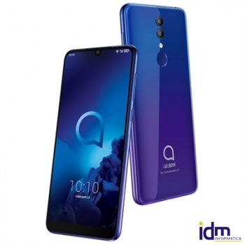 Alcatel 3 2019 5053D 5.94 pulgadas  OC1.8Ghz 32GB 3GB Purpu