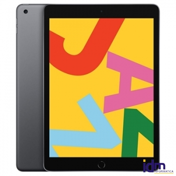 Apple iPad 10.2 Wi-Fi 128GB 2019- Space Grey