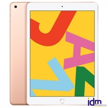 Apple iPad 10.2 Wi-Fi + 4G 32GB - Gold