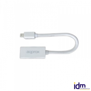 approx APPC12V2 Adaptador Mini Display Port a Hdmi