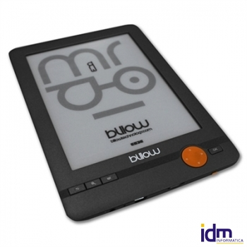 Billow E03E eBook reader E03E 6 pulgadas  E-Ink 4GB Gris