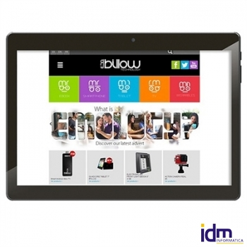 Billow Tablet 10.1 pulgadas  X101PROB+ 32GB IPS DB Negra