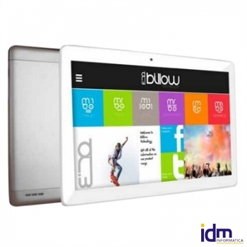 Billow Tablet  X103PROS 10.1 pulgadas  3G HD IPS 32GB Plata