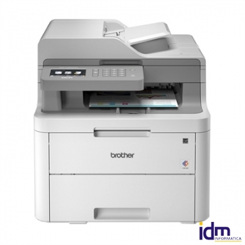 Brother DCP-L3550CDW Led Color 18ppm USB/Red/Wifi