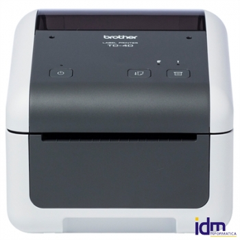 Brother Impresora T�rmica TD-4420DN Usb Red