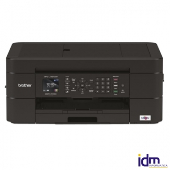 Brother MFC-J491DW 12pp 128Mb Dúplex Fax USB Wifi
