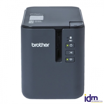 Brother Rotuladora Electrica PTP900W Wifi Pro