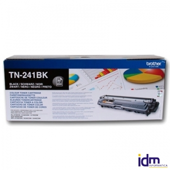 BROTHER  TN241BK Tóner Negro   HL-3170CDW