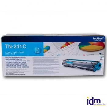 BROTHER  TN241C Tóner Cyan  HL-3170CDW