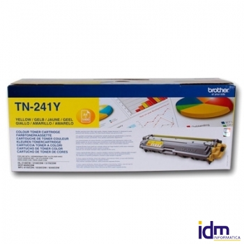 BROTHER  TN241Y Tóner Yellow  HL-3170CDW