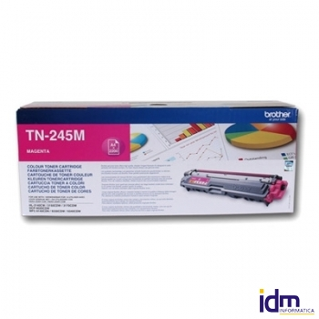 BROTHER TN245M Tóner Magenta  HL3170CDW 2.200 pág.