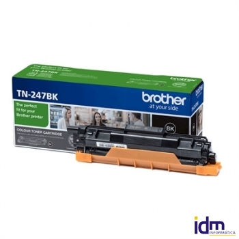 BROTHER TN247BK  Tóner Negro DCP-L3510CDW