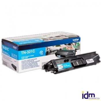 BROTHER  TN321C Tóner Cian DCPL8400CDN