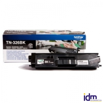 Brother TN326BK Tóner Negro HL-L8250CDN