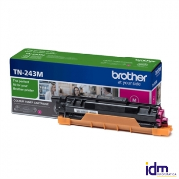 BROTHER Tóner TN243M Magenta  HLL3210CW-3230-70