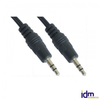 CABLE AUDIO ESTEREO 3.5M/M<br> 3M