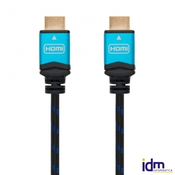 Cable HDMI V2.0 4K@60Hz M/M 2m