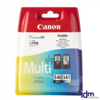 CANON Cartucho Multipack PG-540/CL541