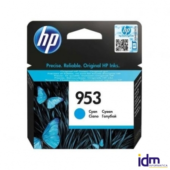 CARTUCHO CIAN HP N�953 - 700 P�GINAS - COMPATIBLE CON ALL-IN-ONE OFFICEJET PRO 8710/8720/8740 - OFFI DEPF6U12A
