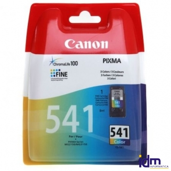 CARTUCHO DE TINTA COLOR CANON MG2150/MG3150 8ML DEPCL-541