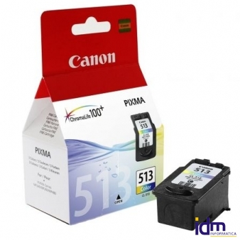 CARTUCHO DE TINTA COLOR CANON  MP240/ MP260/MP480 (13ML) DEPCL-513