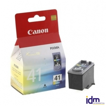CARTUCHO DE TINTA COLOR CANON PIXMA IP1600/2200/6210D/6220D, MP150/170/450 DEPBCC-CL41