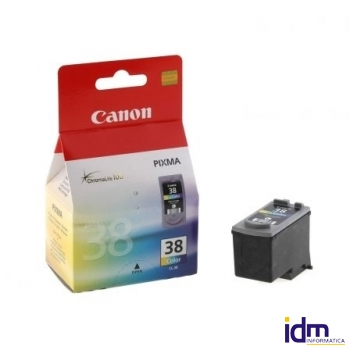CARTUCHO DE TINTA COLOR PARA CANON IP2500 DEPBCC-CL-38