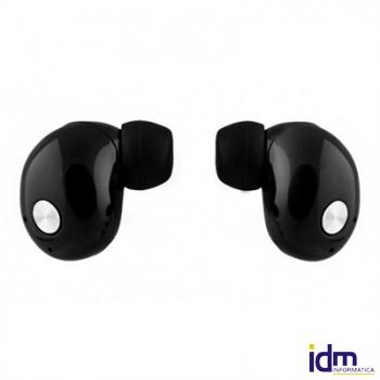 CoolBox auriculares inalámbricos cooljet negro  46b7857a2fc