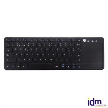 CoolBox teclado inalambrico COOLTOUCH