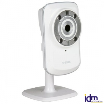 D-Link DCS-932L Cámara IP Wireless N, IR, myDlink