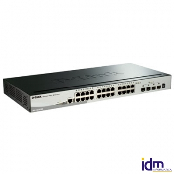 D-Link DGS-1510-28 Switch SmartPro 28p GB 4xSFP