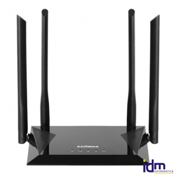 Edimax BR-6476AC Router WiFi AC1200 Dual Band