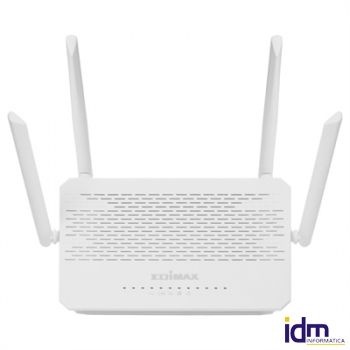 Edimax BR-6478AC V3 Router WiFi AC1200 Dual Band
