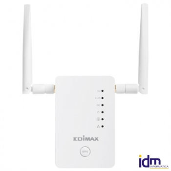 Edimax RE11 Extensor Repetidor WiFi AC1200 KIT