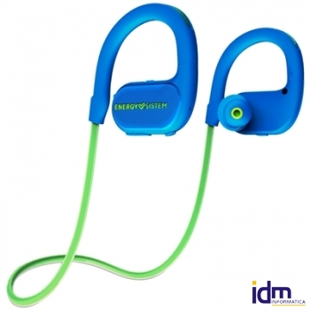Energy sistem Auricular BT Running 2 Neon Green