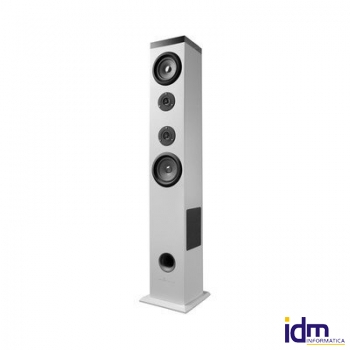 Energy Tower 5 Bluetooth RMS: 60W Touch panel Blan