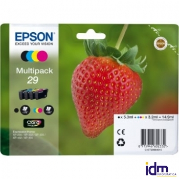 Epson Cartucho Multipack T29