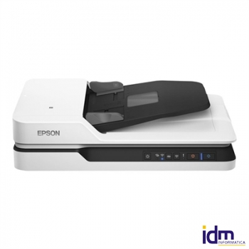 Epson Escáner WorkForce DS-1660W Wifi