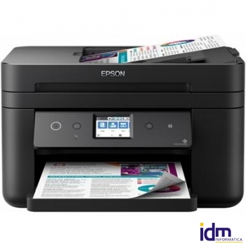 Epson Multifunción WorkForce WF-2860DWF Wifi Fax