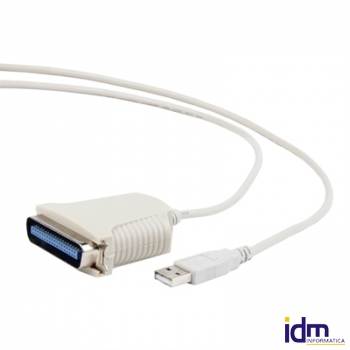 Gembird Cable USB A(M) a Bitronics C36(M) 1.8 Mts