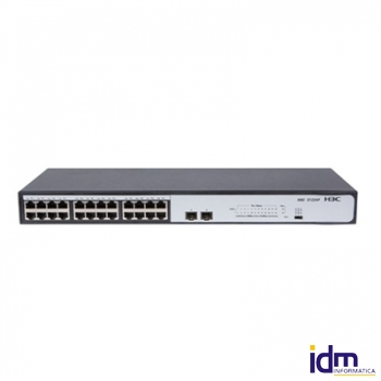 H3C LS-S1224F Switch 24xGigabit + 2SFP