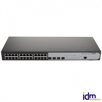 H3C LS-S5110-28P Switch 24xGigabit + 4SFP