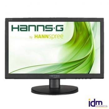 Hanns G HE196APB Monitor 18.5 pulgadas  LED Multimedia