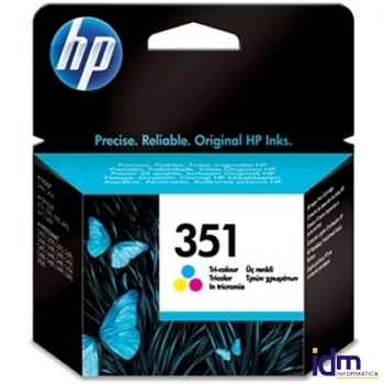 HP 351 CB337EE cartucho tricolor Officejet/Photosm
