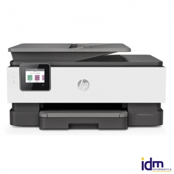HP Multifunci�n Color Officejet Pro 8022