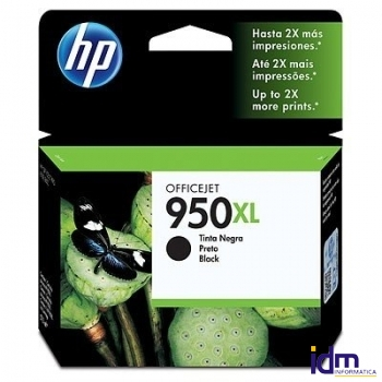 HP no.950XL Cartucho Negro CN045A Office. Pro 8600