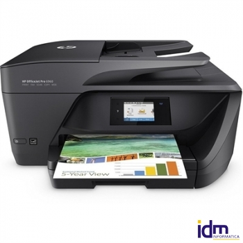 HP Officejet Pro 6960 All-in-One FEMMIY0197